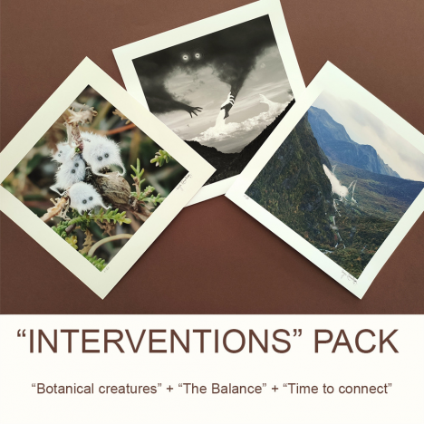 """""""Interventions"""" pack"""