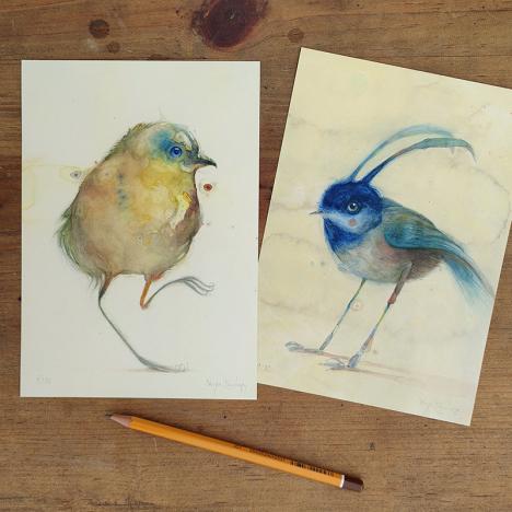 Wings A  *Pack de Prints*
